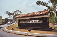 The University of Ghana has exceeded its gender ratio target of 50:50