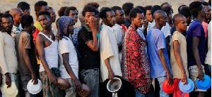 ETHIOPIA QUEUE