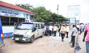 Weija Police Division