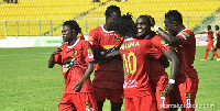 Kumasi Asante Kotoko coach are beefing up their squad ahead of their Confederations Cup campaign