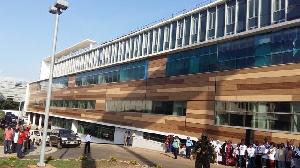 Ridge Hospital Project