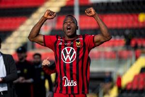 Ghanaian defender Patrick Kpozo