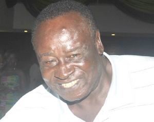 The late ex-Black Stars striker, Samuel Kwasi Owusu