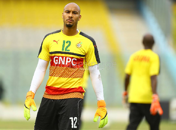 Adam Kwarasey opens up on why he couldn't play his best football for Ghana