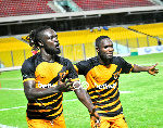 Ashantigold forward Hans Kwoffie confident of victory over Salitas FC