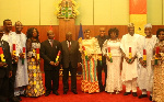 The six women on Akufo-Addo's ministerial nominees list