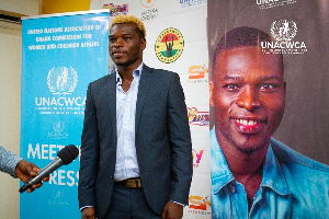 Richard Oblitey Commey, Goodwill Ambassador of UNACWCA
