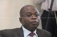 James Klutse Avedzi, Deputy Minority Leader in Parliament