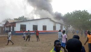 Salaga NPP Office