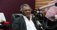 Dr Cadman Mills, Brother of the late President John Evan Atta Mills