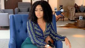 Nigerian actress Regina Daniels