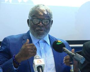 Kofi Kapito, Chief Executive Officer, Consumer Protection Agency