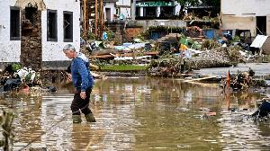 Europe Floods: German state be worst hit plus Belgium too dey suffer