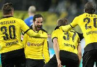 Durm stars for Dortmund