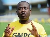 Kwesi Nyanyakyi -  Ghana FA Boss