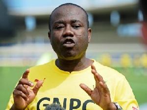 GFA boss - Kwesi Nyantakyi