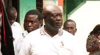Former KMA Mayor, Maxwell Kofi Jumah