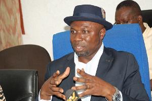 Christian Addai-Poku, the Executive Director of the National Teaching Council