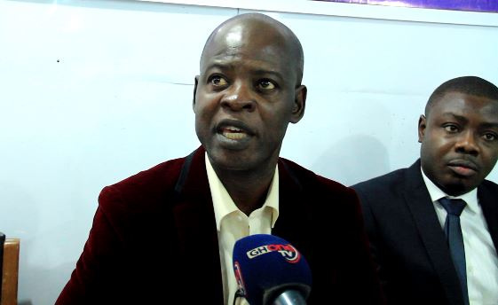 Co-chair of the Ghana Extractive Industries Transparency Initiative, Dr Steve Manteaw