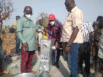 MP for Bole saves 3 communities from acute water problem