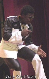 Terry Bonchaka
