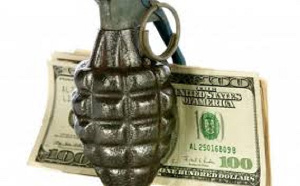 New technologies used by organised crime groups for financing