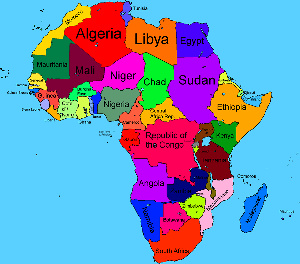 Africa is considered as the poorest continent in the world
