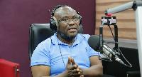 Ebenezer Ampaabeng, Ace broadcaster