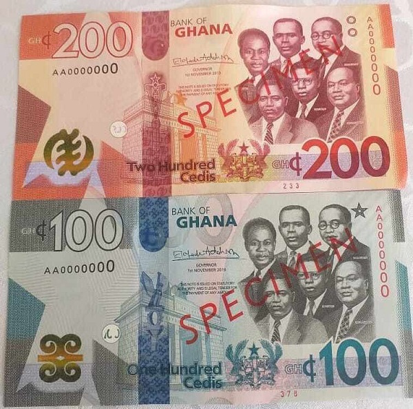 Big 6 not only deserving people to be on the cedi – BoG told