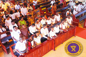 Members of JY are given the best of Anglican nurturing and training