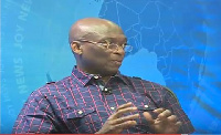 Kweku Baako praised the EC for the great work done in the conduction of elections