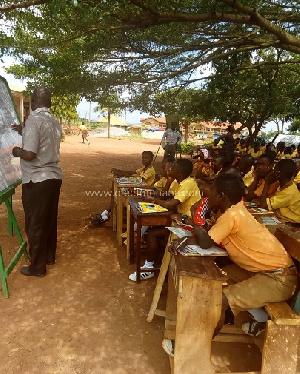 Schools Under Trees