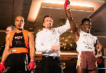 The 27-year-old boxer started off three years ago