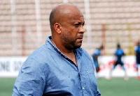 Coach Paul Aigbogun