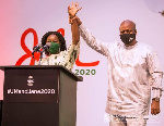 Jane and I'll not be involved in politics of insults - Mahama