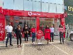 Vodafone unveils ultra - modern retail shop in Osu