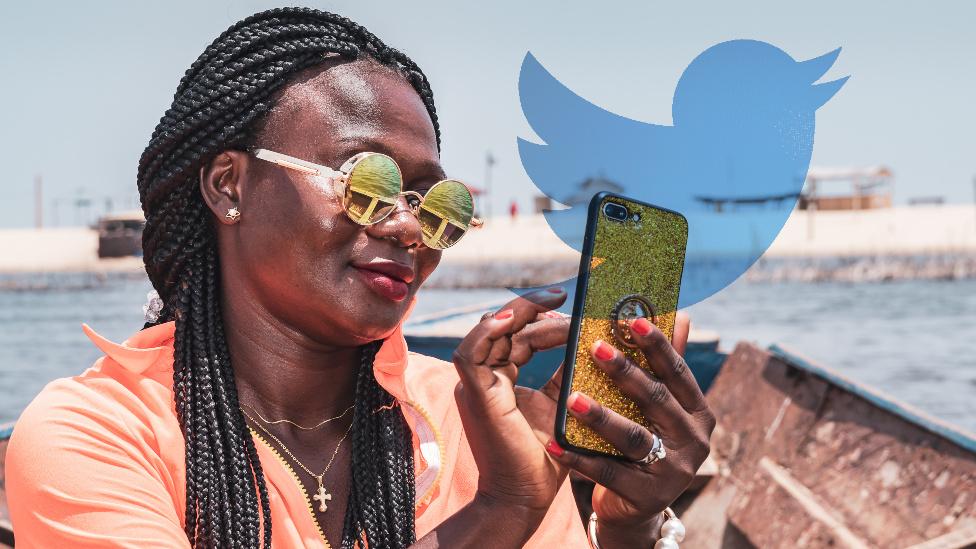 Twitternta zabe Ghana a matsayin hedikwatar kamfanin a Afrika