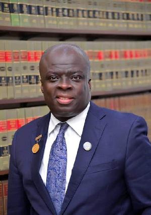 Lawyer Kwasi Afrifa Esq