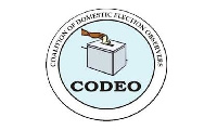 CODEO has deployed a total of 30 observers to observe randomly selected polling stations