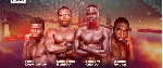 A photo of the boxers billed for October 16