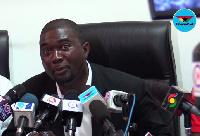 Executive Director of COPEC-Ghana, Duncan Amoah