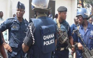 Ghana Police File