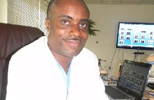 Dr Dominic Obeng Andoh