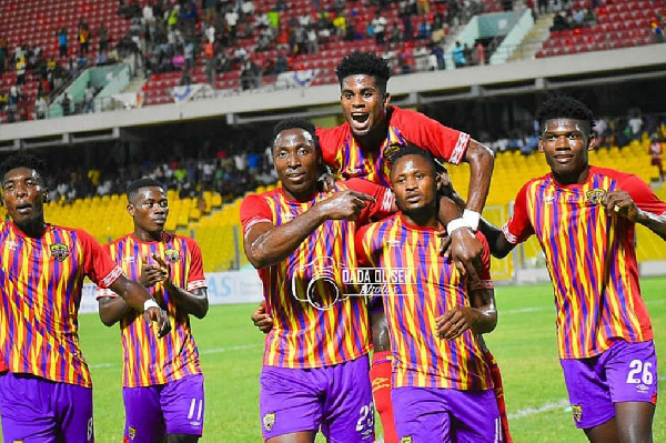 Hearts of Oak to move to camp this week - Coach Nii Odoom confirms