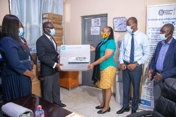 UNDP supports National Peace Council