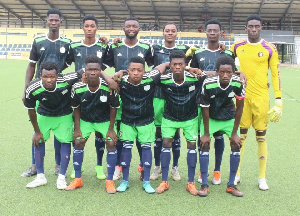 WAFA SC players