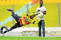 Asante Kotoko Goalkeeper Felix Annan says the is ready to conquer Africa and make the nation proud