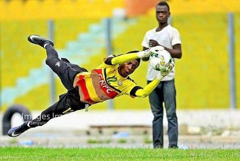 Felix Annan, Asante Kotoko