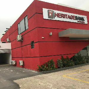 Heritage Bank Limited has been revocated of its licence by the Bank of Ghana.
