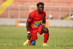 Asante Kotoko part ways with striker Richard Arthur